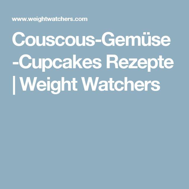 Couscous-Gemüse-Cupcakes Rezepte | Weight Watchers