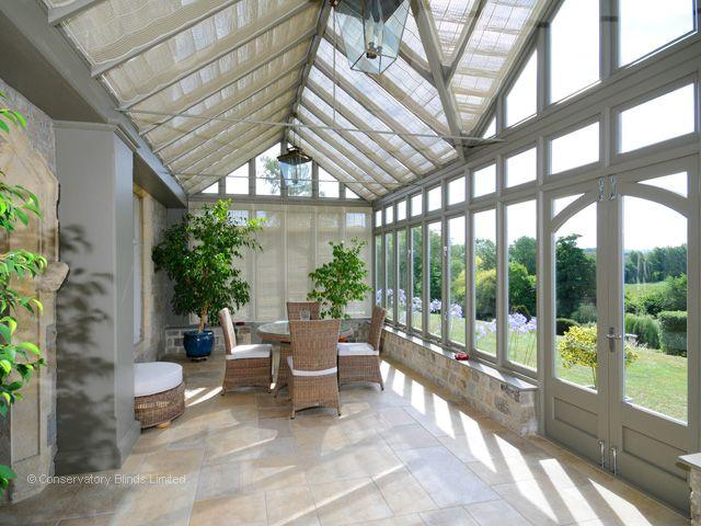 pinoleum blinds in roof