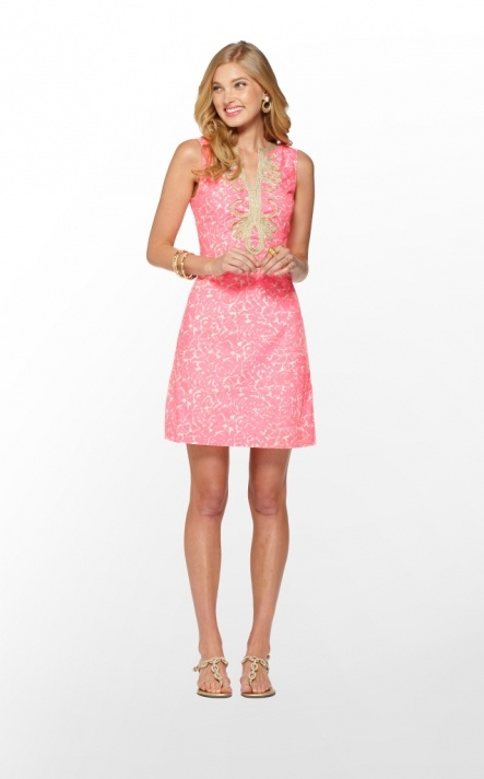 Belk Lilly Dresses Lilly Pulitzer Janice Dress in