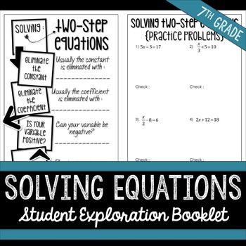 Using the Problem-Solving Model
