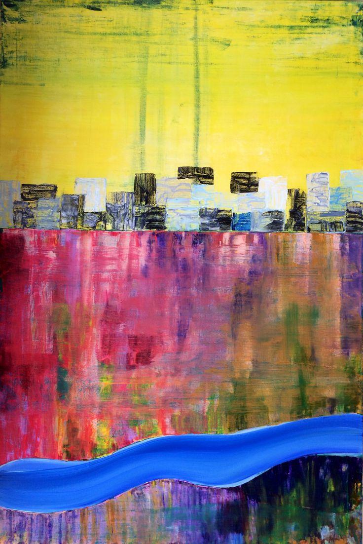 oil canvas 90x120