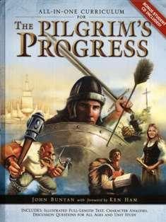 Pilgrim's Progress Unit Study- Look at Kids Church Currciculum- Gives outline for daily teachings, game, and small group lessons for free
