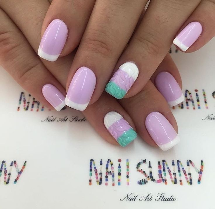 87 best pembe3 images on Pinterest   Nail polish, French manicures ...