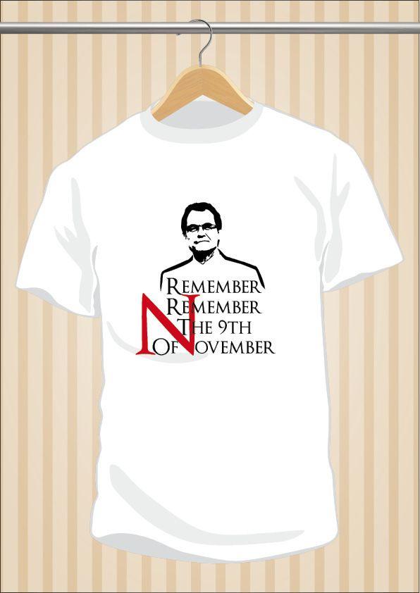 Camiseta #9N Consulta Independencia Cataluña #TShirt #Tee #Art #Design con envío #gratis sólo en www.UppStudio.com