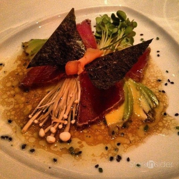 Gary Danko named San Francisco's top restaurant.    On my recent visit to Gary Danko, I once again discovered why I so love the place; there's a fine dining atmosphere, but it's comfortable in a way you don't usually find at upscale restaurants. http://www.starkinsider.com/2013/02/zagat-names-gary-danko-best-san-francisco-restaurant.html#