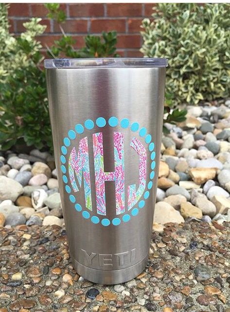 Unique Yeti Cup Ideas On Pinterest Yeti Cup Accessories - Vinyl decals for cupsbestname decals for cups ideas on pinterest boat name