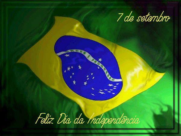 Feliz Dia da Independência - Mensagens Lindas