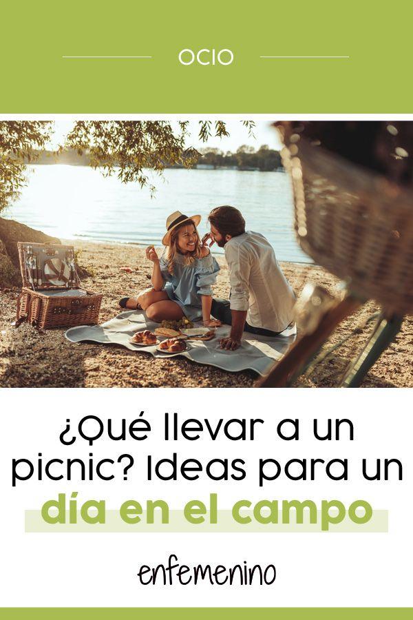 Que Llevar A Un Picnic Ideas Para Un Dia En El Campo Picnic