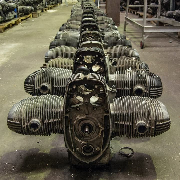 Am I the only one thinking Star wars? BMW flat twin engine
