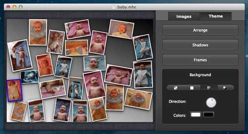 Programa gratis para crear fabulosos collage de fotos