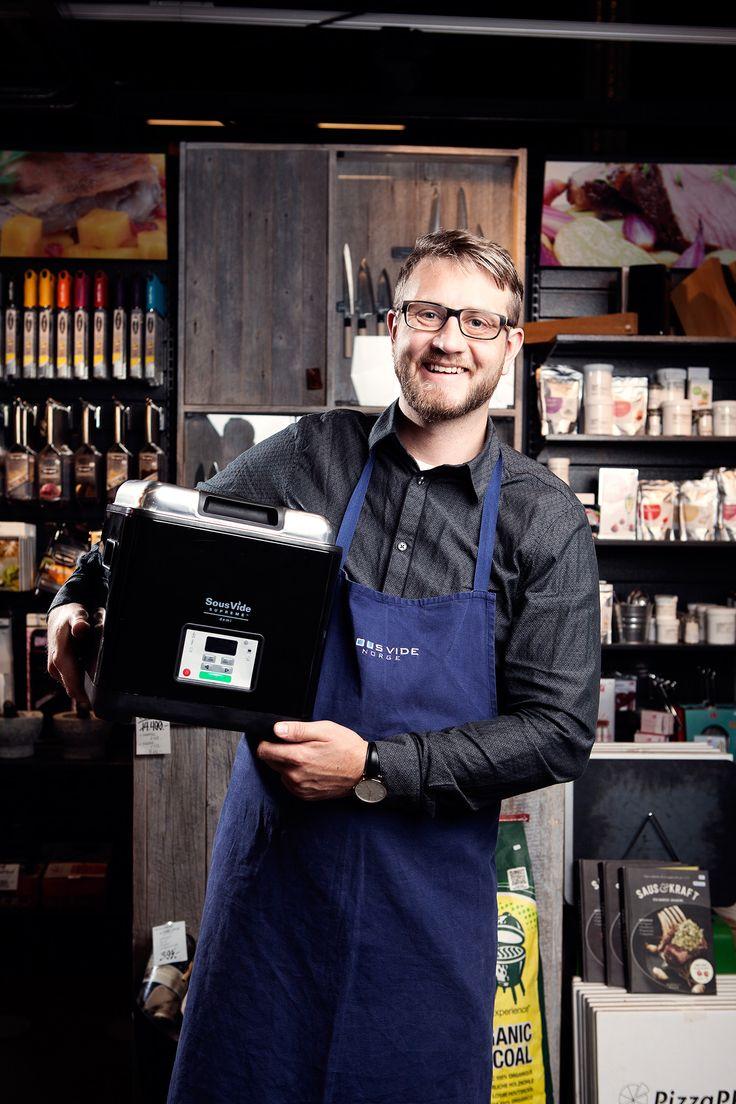 Sous Vide er Norges råeste og mest spennende kjøkkenutstyrsbutikk. Butikken selger sous vide-utstyr, men også andre mange andre produkter.