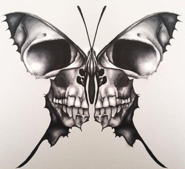 Esto Eso Pinterest Blog Craneos Tattoo Craneos Y Calaveras Tatuaje De Polilla