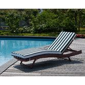 Found it at Wayfair - South Chaise Lounge with Cushion