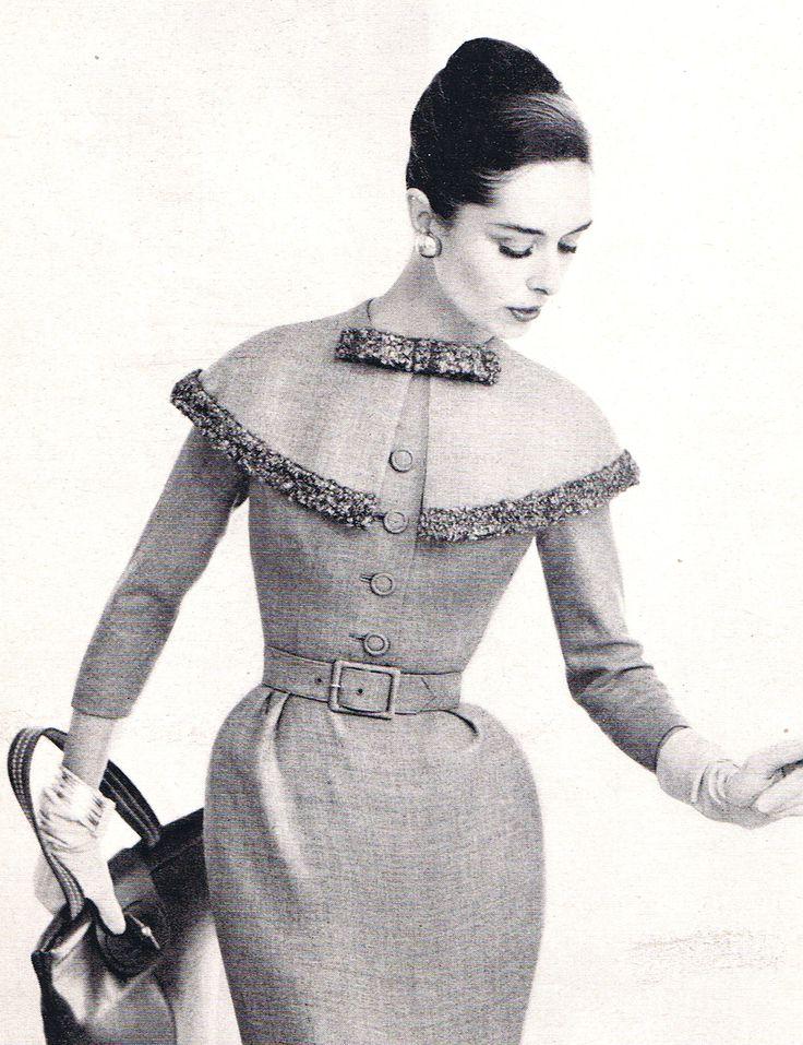 50's fashion #vintage #fashion #vintagefashion