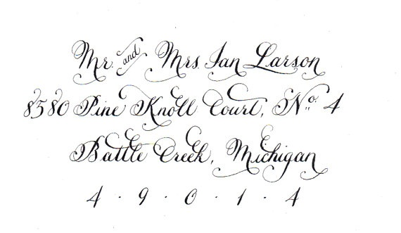 Lacy Shimmer Invitation Suite Fonts Calligraphy And