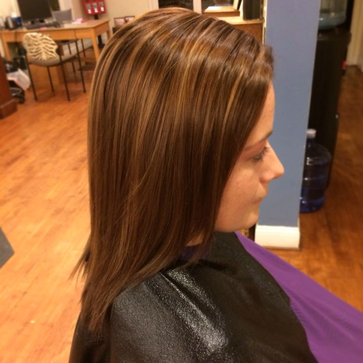 Hair Golden Brown With Caramel Highlights Joico 5g 6g