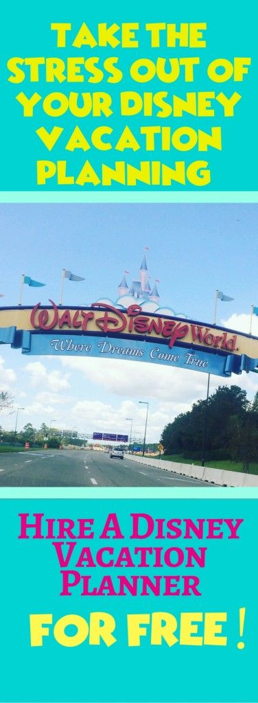 Find the best deals on Disney tickets, Walt Disney World vacation packages without the hassle by hiring a Disney Vacation Planner...completely FREE! via @flipflopweekend