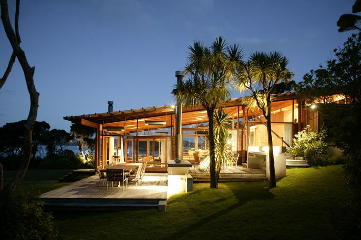 Island Complex by Bossley Architects