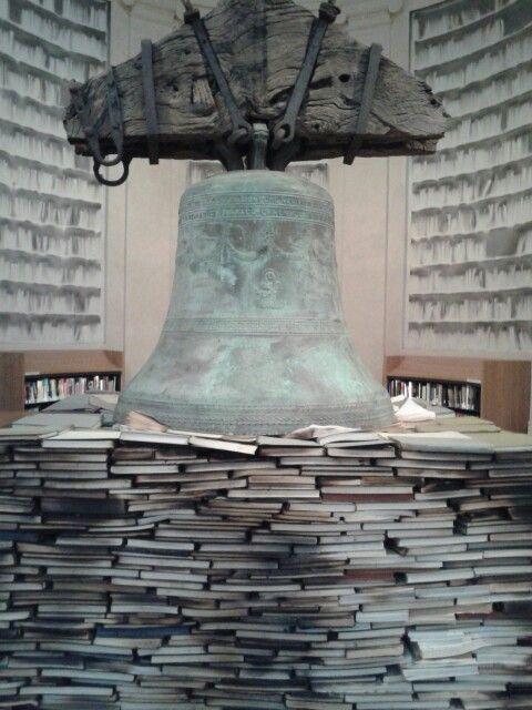 Biblioteca d'arte e di storia  San Giorgio in Poggiale-Bologna -  PROGETTO E DIREZIONE DEI LAVORI di restauro: arch. Francisco Giordano