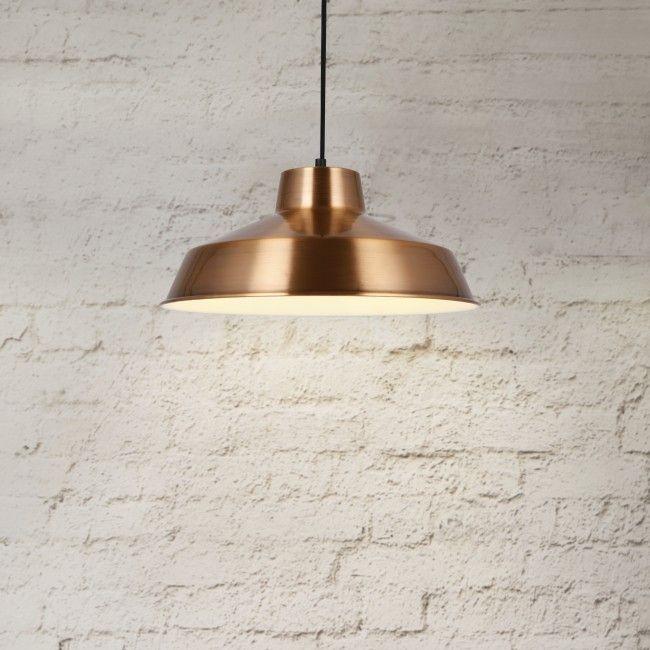 [lux.pro] Dekoratív függőlámpa / Függeszték / Lámpa - rozé arany - Függőlámpák - Beltéri világítás - Világítás - premiumxl Shop