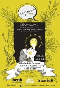 #Vol7 Las luces Illustration: Karo + Evitagira Design: Evitagira