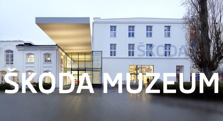 ŠKODA Muzeum v Mladé Boleslavi - ŠKODA