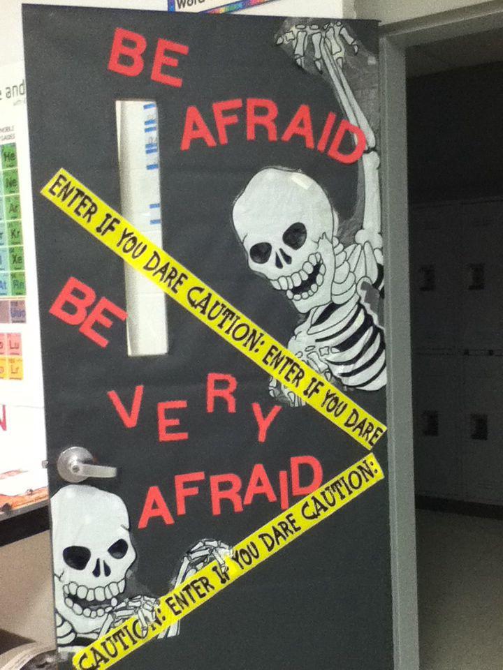 13 Best Halloween Ideas Images On Pinterest Door