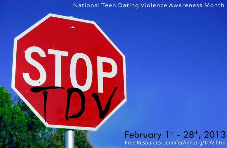 national dating violence awareness month