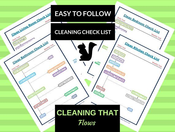 Hey, I found this really awesome Etsy listing at https://www.etsy.com/listing/530361580/cleaning-check-list-printable-cleaning