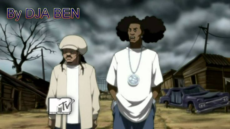 Image result for boondocks characters