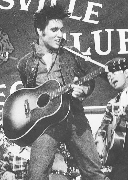Elvis Presley 'Loving You', 1957.