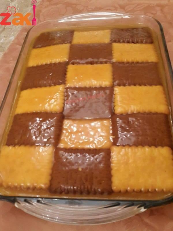 حلا التي تايم بسكوت الشاي سهل ولزززيز شو رايكم زاكي Desserts Food Cake