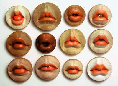 -Julia D.Harrison- (brooches wood)