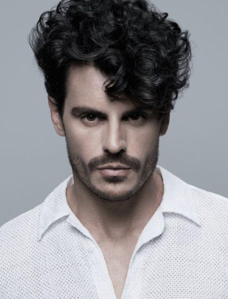 Top 50 Beste Frisuren Für Männer | Mens hairstyles, Curly