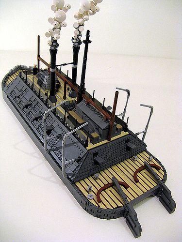 USS+Cairo-+Smoke+test