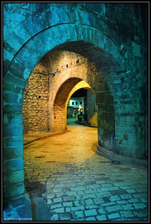 Μυστικά σοκάκια, Ιωάννινα ~ Mystic alleys, Ioanninaby Spiros Nousiadis