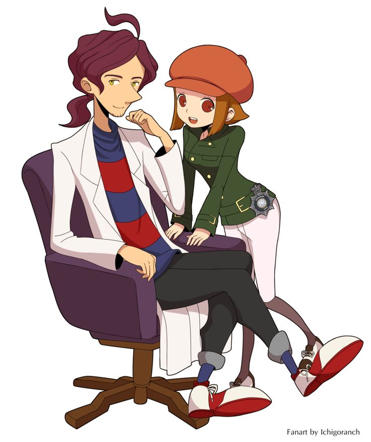 Layton Brothers: Mystery Room by IchigoRanch on DeviantArt