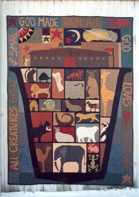 86 best Noah's ark quilt images on Pinterest | DIY, Appliques and ... : country threads quilt shop - Adamdwight.com