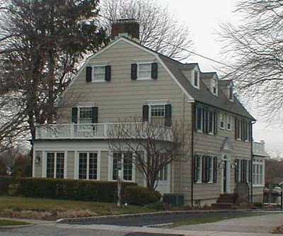 The Amityville Horror house, Amityville, Long Island, New York