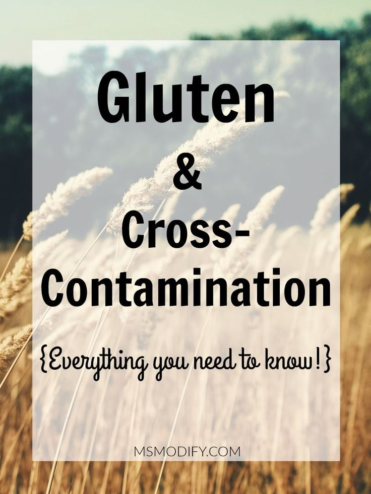 I would say being aware and avoiding cross-contamination is one of the hardest aspects of having celiac disease. Not only do you need to be informed on where your food is coming from, but what it comes in contact with...