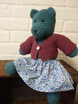 Elephant Teddy Knitting Pattern : 120 beste afbeeldingen over knuffels haken/breien op ...