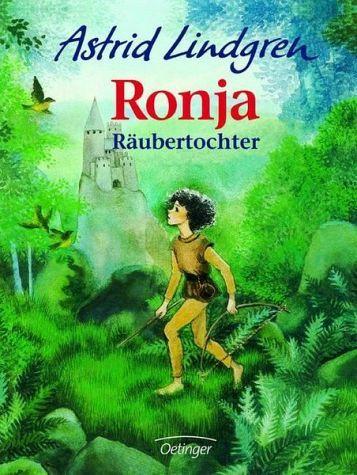 Ronja Räubertochter - Astrid Lindgren - Kindheitserinnerungen