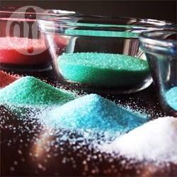 Zdjęcie do przepisu: Kolorowy cukier