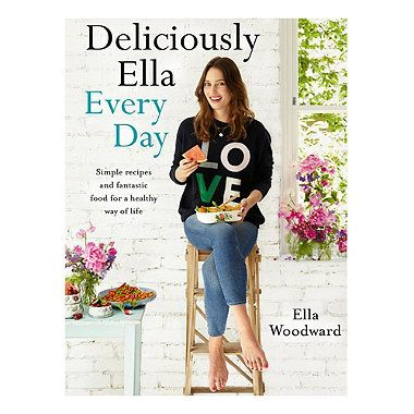 Deliciously Ella Everyday Book - from Lakeland
