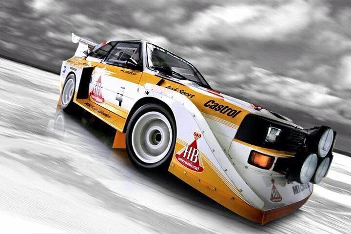 Audi Sport Quattro S2