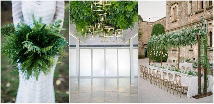 Hooray Weddings 2017 Floral Trends