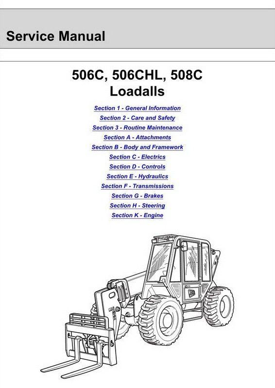on jcb 506 36 wiring diagram