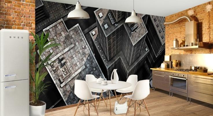 Custom designed wallpaper prints - Jwwalls