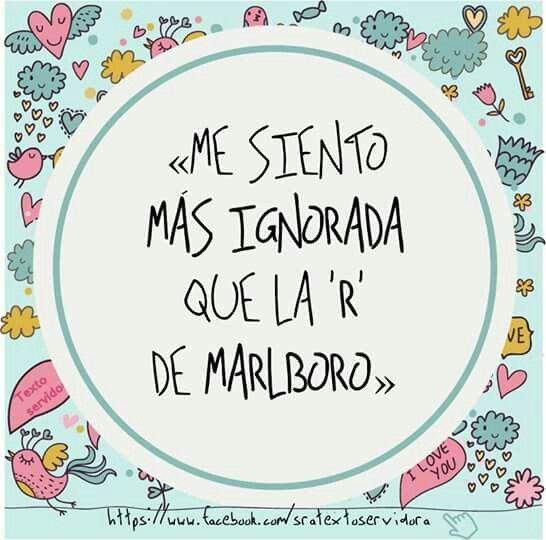 #TextoServidora #Ignorada