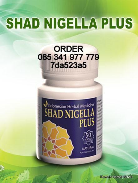 Jual beli SHAD NIGELLA PLUS di Lapak Rumah HERBAL SHAD - rumahherbalshad. Menjual Obat-Obatan - SHAD NIGELLA PLUS - HERBAL MENINGKATKAN KEKEBALAN TUBUH  Khasiat Shad Nigella Plus   1. Menguatkan sistem Immune/Kekebalan   2. Mencegah pemyumbatan pembuluh darah, menurunkan kolesterol dan    meningkatkan kinerja jantung   3. Meningkatkan daya ingat, konsentrasi dan kewaspadaan   4. Meningkatkan bioaktivitas hormon   5. Menetralkan/membersihkan racun di dalam tubuh   6. Mengatasi ganggu...